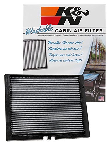 VF2050 K&N CABIN AIR FILTER (Cabin Air Filters):