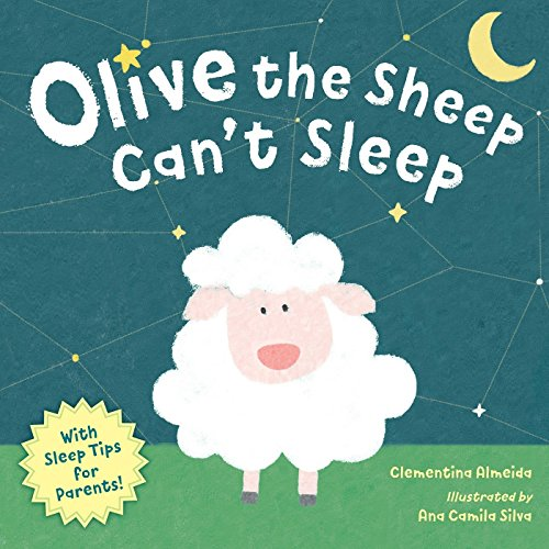 Olive the Sheep Can't Sleep (Olive Baby)