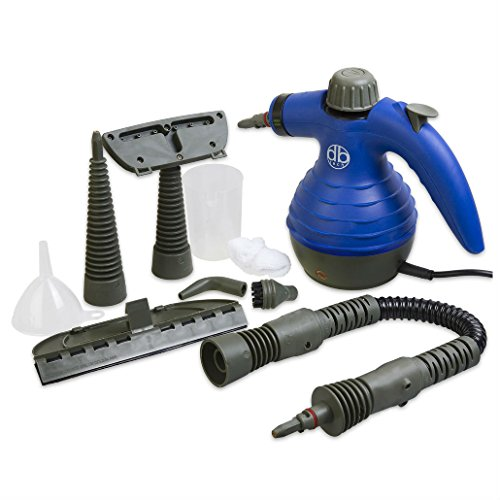 electric steamer cleaner - 8