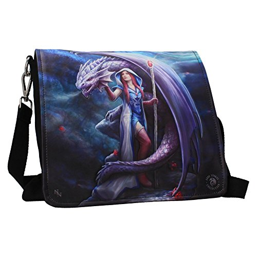 Mage Stokes Bag Dragon By Dragon Mage Shoulder Embossed Anne wORWq