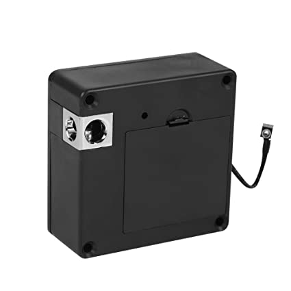 Cerradura Electrónica con RFID, Bloqueo de cajón inteligente con cerradura de armario electrónico invisible para