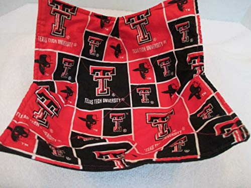 Texas Tech University Soup Bowl Pot Holder ()