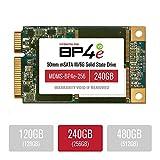 MyDigitalSSD 256GB 50mm BP4 Eco mSATA SSD SATA 6G - MDMS-BP4e-256