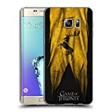 Official HBO Game Of Thrones Baratheon Sigil Flags Soft Gel Case for Samsung Galaxy S6 edge+ / Plus