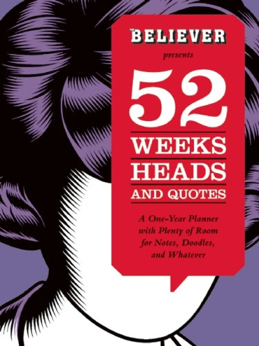 52 Weeks, Heads, and Quotes by Brand: McSweeney's
