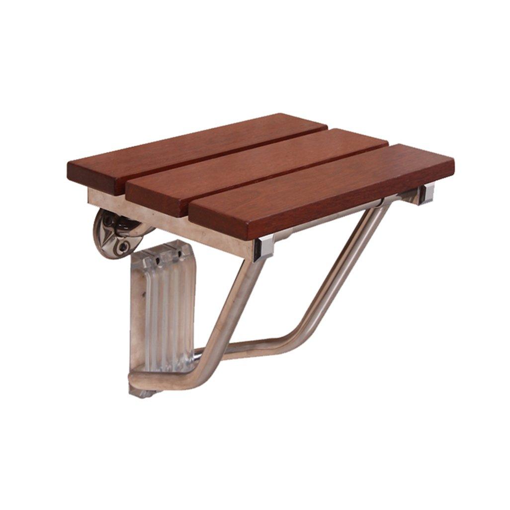 人気が高い 折り畳み可能な壁のシャワーのスツールウォールマウントされた木製のシャワーシートスツール折り畳み木製のチェンジシューズスツール304ステンレススチールベースの高齢者用 160kg/障害用アンチスリップヘビーデューティーシャワーシートスツール最大。 160kg B07F57SHK2 B07F57SHK2, ナンゴウソン:fdf2d7fa --- anvilrestaurant-ie.access.secure-ssl-servers.org