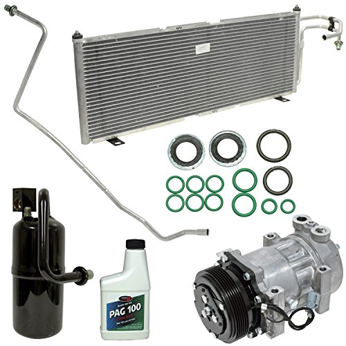 Universal Air Conditioner KT 4359A A/A/C Compressor/Component Kit