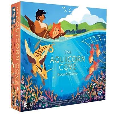 Aquicorn Cove The Board Game: Toys & Games
