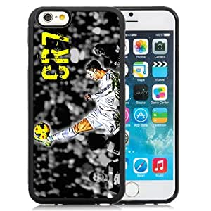 Unique DIY Designed Case For iPhone 6 4.7 Inch TPU With Soccer Player Cristiano Ronaldo 02 Cell Phone Case