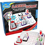 ThinkFun Laser Maze (Class 1) Brain Game and STEM Toy for Boys and Girls Age 8 and Up – Award Winning and Mind Challenging G