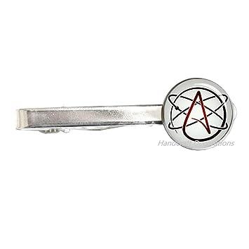 Clip de Corbata con símbolo de Ateo para Manualidades, Pinza de ...
