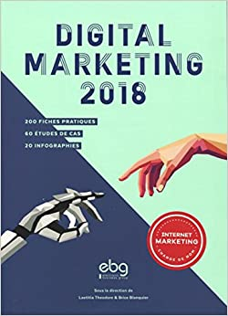 Digital marketing 2018: 200 fiches fiches pratiques - 60 études de cas - 20 infographies