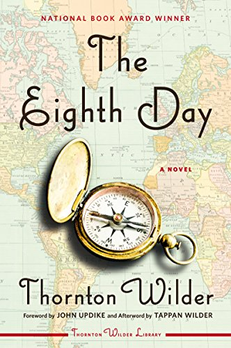 The Eighth Day: A Novel cover