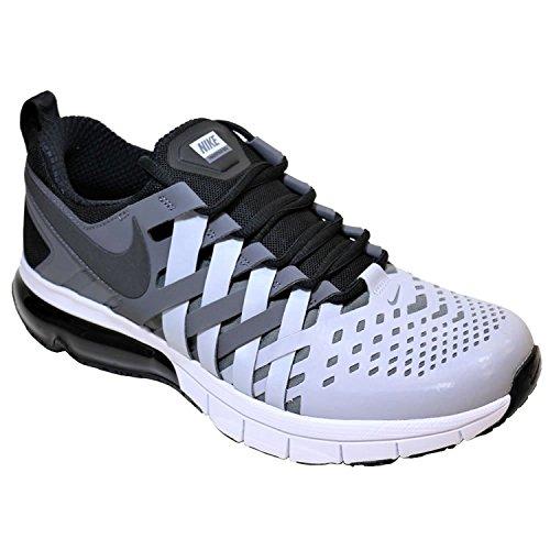 Nike FingerTrap Max Men's Training Shoes, Grigio, 42.5 D(M) EU/8 D(M) UK