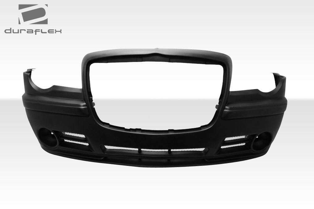 1 Piece Body Kit Compatible With 300 2005-2010 Brightt Duraflex ED-SOW-262 Look Front Bumper Cover