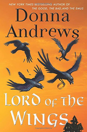 Lord of the Wings: A Meg Langslow Mystery (Meg Langslow Mysteries) -