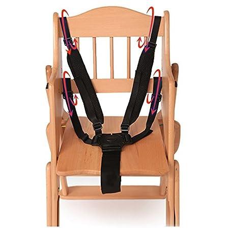 Mebare(TM) Baby 5 Point Harness Safe Belt Nylon Seat Belts For ...