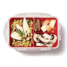 Kilo Solution Lunch Container with Dividers 1L