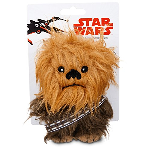 STAR WARS Big Head Chewbacca Cat Toy, 4