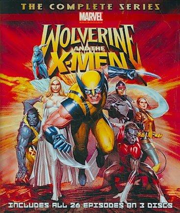 WOLVERINE & THE X-MEN:COMPLETE