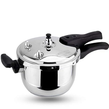 SAWBJSU Acero Inoxidable Cocina presión, hogar-Cocina ...