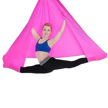 Columpio de Yoga aéreo con Correa de Yoga aéreo/Hamaca de ...
