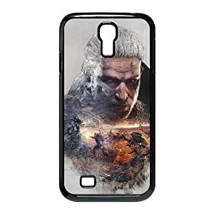 The Witcher 3 Wild Hunt Samsung Galaxy S4 9500 Cell Phone Case Black cover xx001-3023356