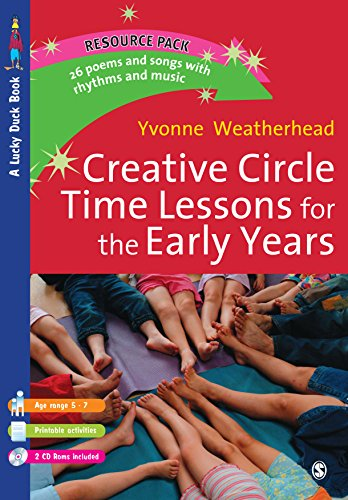 Creative Circle Time Lessons for the Early Years (Lucky Duck Books Book 952)