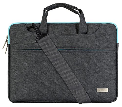Mosiso Polyester Shoulder Compatible Ultrabook