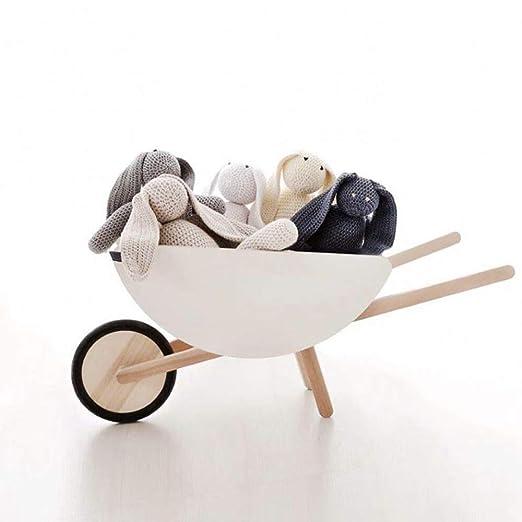 AUMING Andador Primeros Pasos Correpasillos para bebé Madera ...