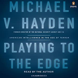 Playing to the Edge Audiobook