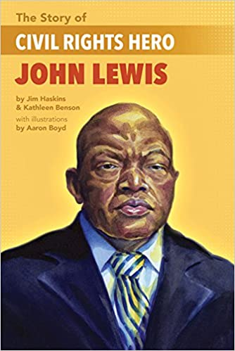 john lewis in the lead a story of the civil rights movement