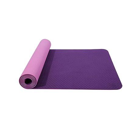 LZ Esterilla Yoga Colchoneta de Fitness para Gimnasio ...
