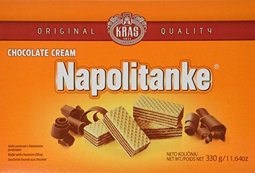 Kras Napolitanke Chocolate -Cream Wafers ( 11.64oz / 330g ) ()