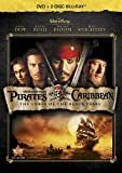 Pirates of the Caribbean: The Curse of the Black Pearl (DVD Combo Pack) [Blu-ray + DVD]