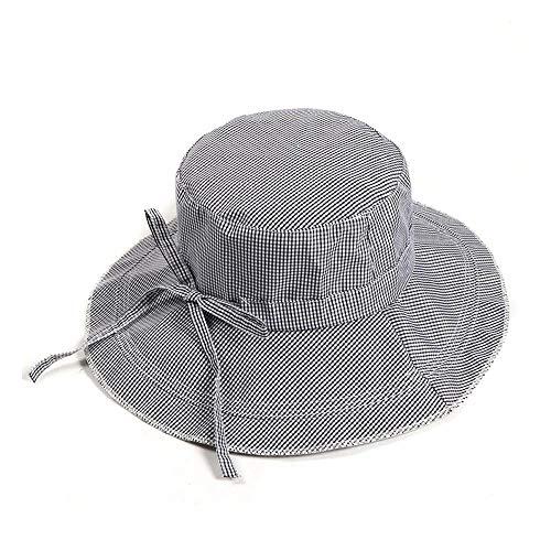 Kylinmmz Sombrero de Sol para Mujer Sombrero de Verano Sombreros ...