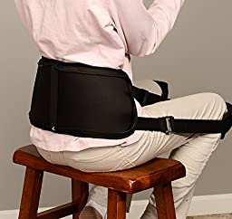 Posture Corrector for Better Back & Back Support for Women and Men. Back Support Brace for Back Pain Relief Free Energy Socks by iSupportPosture