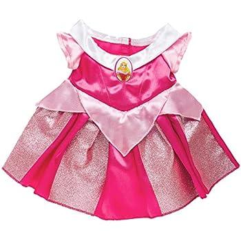 Amazon.com: Build-A-Bear Workshop Disney disfraz de princesa ...