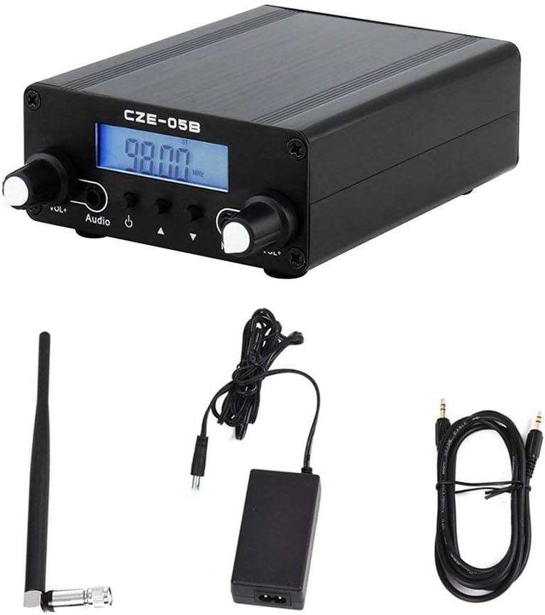 Kktect Fm Sender 0 5 W Stereo Broadcast Elektronik