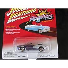 1971 Plymouth Hemi Cuda Johnny Lightning Limited Edition Ragtops Series 2