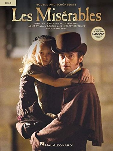Read Online Les Miserables - Instrumental Solos from the Movie: Cello PDF