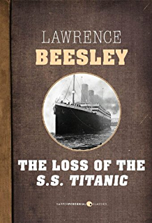 Amazon a night to remember the sinking of the titanic the the loss of the ss titanic fandeluxe Document