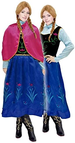Disfraz Princesa de Nieve mujer adulto para Carnaval (S): Amazon ...