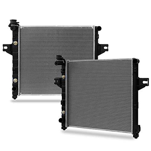 02 jeep grand cherokee radiator - 2
