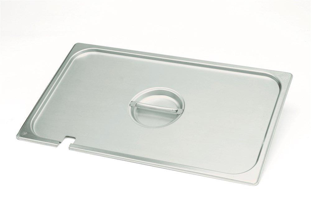 Argento Pentole Agnelli COIXGNLN19000 Coperchio Incavato Gastronorm 1//9 Acciaio Inossidabile 10.8 x 17.60cm