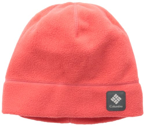 Columbia Youth Thermarator Beanie, Red Hibiscus, Small/Mediu