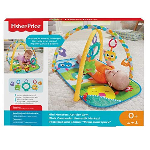 Fisher-Price: Mini Monsters Activity Gym