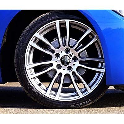 4x 60mm Car Tuning Rims Wheel Center Hub Caps C 77: Automotive