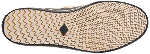 Sperry Top-sider Mens Capitani Cvo Nautical Sneaker Giallo / Nero