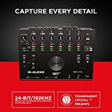 M-Audio AIR 192|14 - 8-In 4-Out USB Audio / MIDI